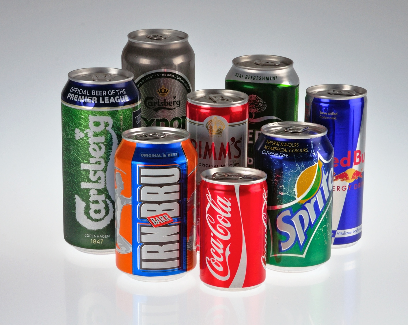 How Are Aluminium Drinks Cans Recycled