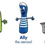 Alupro Life Cycle characters ks2