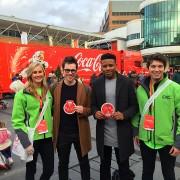Alupro Coca Cola Recycling Campaign Liverpool